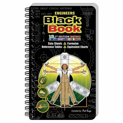 Engineers Engineering Black Book 3rd edition Metric