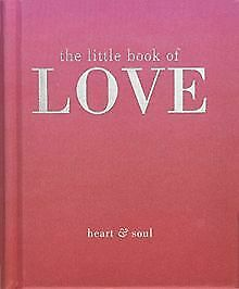 Little Book of Love (The Little Books) by Rowan,...   Book   condition very good