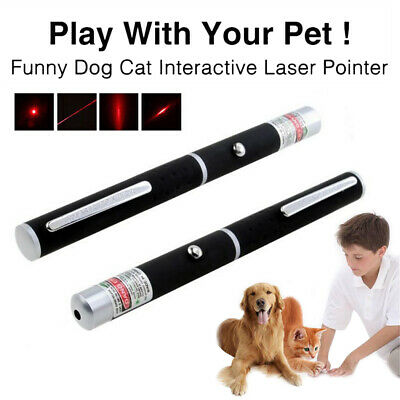 Dog Toy Excellent Laser Beam Flashlight Pen Red AU Stock
