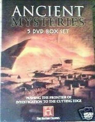 Ancient Mysteries DVD (2008)