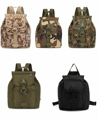 New Outdoor Military Tactical Assault Backpack Waterproof Hiking Shoulders Pack