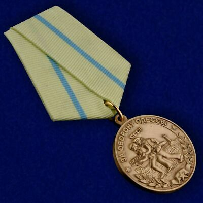 USSR AWARD ORDER BADGE - For the Defence of Odessa - Soviet Russia - moulage