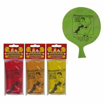 Mini Small Whoopee Cushion - Farting Classic Joke Party Toys (1, 4, 12 or 24)