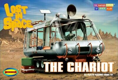 The Chariot Plastic Model Kit from Lost In Space 902