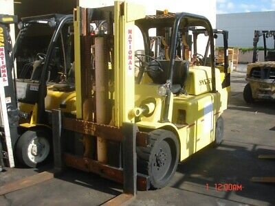 hyster s150