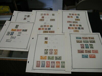 French Morocco 1891-1955 Mint/Used CV $614 Nice Lot
