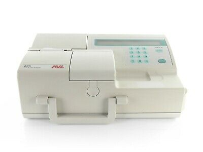 OPTI Medical Blood Gas Analyser OPTI-3 Emergency Care IV Diagnostic with Printer