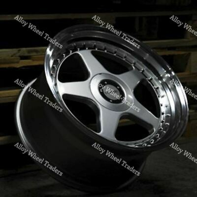 "Alloy Wheels X 4 17"" Sp Dr-F5 For Seat Toledo Leon Exeo Altea Ateca Alhambra"