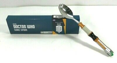**NEW** BBC Doctor Who Sonic Spork Lootcrate Exclusive