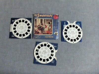 3 disques view -  master The 3 Musketeers état voir photos