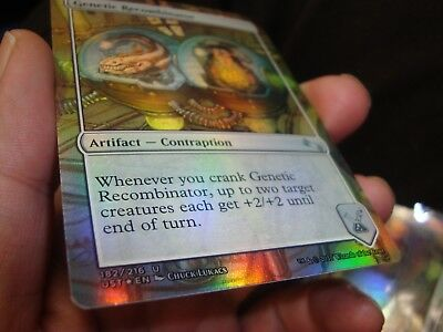 MTG Unstable GENETIC RECOMBINATOR x4 Magic the Gathering MINT