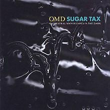 Sugar Tax by Omd (Orchestral Manoeuvres in the Da...   CD   condition acceptable