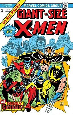 Giant Sized X-Men #1 Facsimile Edition - Marvel - Release Date 17/07/19