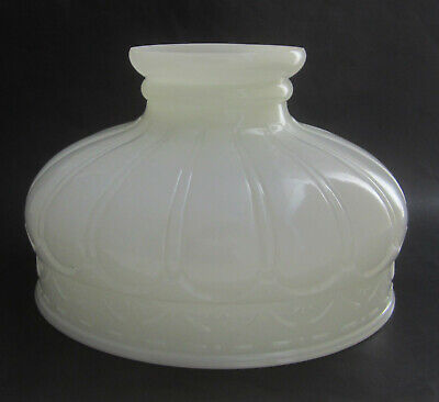 Vintage / Antique Coleman 329 Glass Shade for Quick-Lite Kerosene Oil Gas Lamp