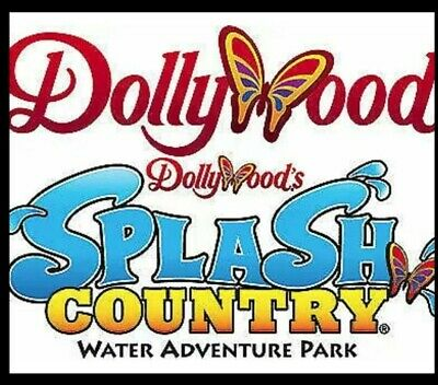 Dollywood Splash Country 2 Tickets - Pigeon Forge, TN