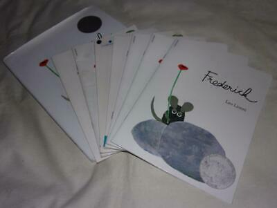 Guided Reading: Set of 8 Frederick by Leo Lionni