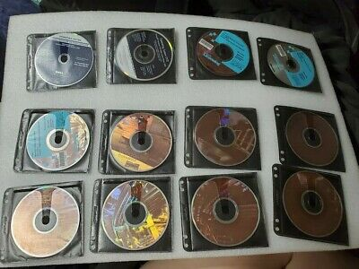 47 Disc Lot Microsoft Windows Operating System and Software Cd's  XP Vista 03-10