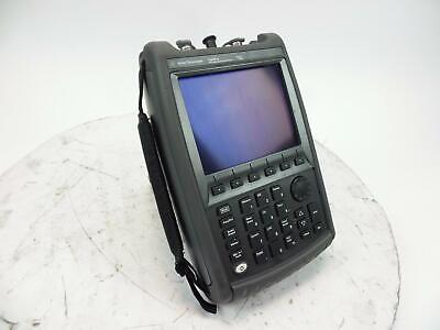 Agilent N9923A FieldFox RF Vector Network Analyzer 4GHz