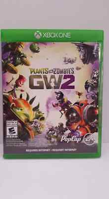 Plants vs. Zombies: Garden Warfare 2 (Microsoft Xbox One, 2016)
