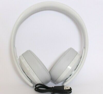 NO DONGLE - Sony PS4 PlayStation 4 Gold Edition Wireless Headset CUHYA-0080 WHT