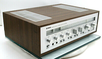 Vintage Yamaha CR-820 AM/FM Tuning Natural Sound Stereo Receiver Tuner