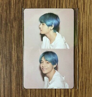BTS Map of the Soul: Persona Version 1 V/Taehyung Photocard