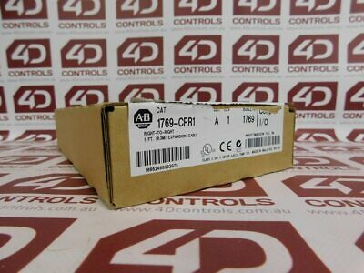 Allen Bradley 1769-CRR1 I/O Expansion Cable - New Surplus Open - Series A