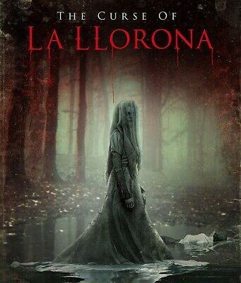 THE CURSE OF LA LLORONA (2019): aka The Curse of the Weeping Woman - NEW Rg1 DVD