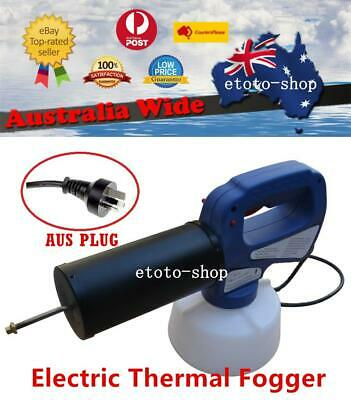NEW INDUSTRIAL THERMAL Fogger Fogging Mosquito Pest Insect