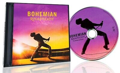 Queen – Bohemian Rhapsody CD - LIVE AID RECORDINGS - 2018 - NEW / SEALED!