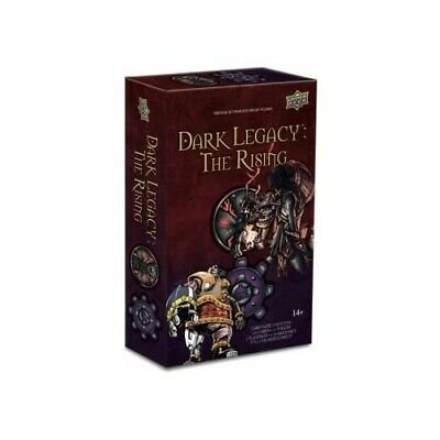 Upper Deck UDC87300 Dark Legacy: The Rising - Chaos vs Tech Starter Set - EN