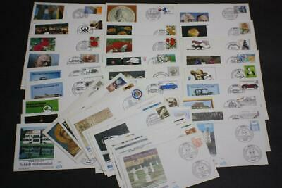 Lot 39 Valued Germany Stamp First Day Covers Fdc 1982 Collection