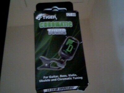 Tiger CT-99 Music Chromatic Tuner - for Guitar