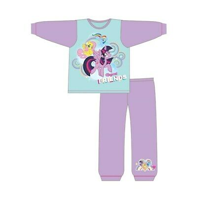 GIRLS OFFICIAL  MY LITTLE PONY PYJAMAS 12Months-4YRS