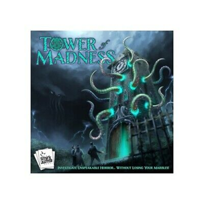 Smirk u. Dagger Games SD0067 Tower of Madness - EN