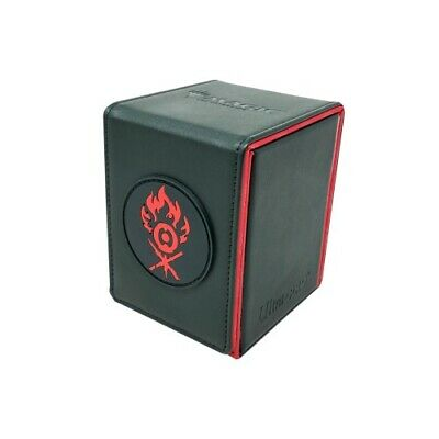 Ultra Pro 18005 UP - Alcove Flip Box for Magic: The Gathering - Gruul