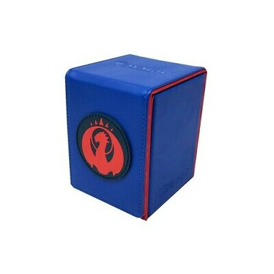 Ultra Pro 18006 UP - Alcove Flip Box for Magic: The Gathering - Izzet