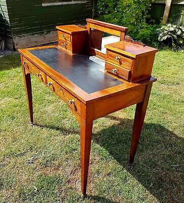 Edwardian Rosewood Writing Desk/Table