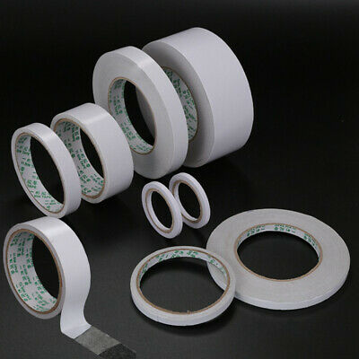 Strong Sticky Double Sided Adhesive Tape 5mm-20mm For Mobile Phone LCD Screen BC