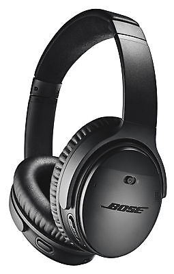 Bose QC35 II Quiet Comfort Noise Cancelling Wireless Black