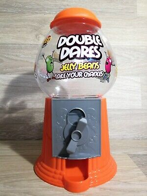 "Double Dares Jelly Beans Dispenser Take Your Chances ZED Candy Sweet 11"" Machine"