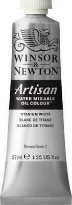 Winsor and Newton Artisan Water Mixable Oil Colour 37ml - Cadmium Yellow Hue x 3