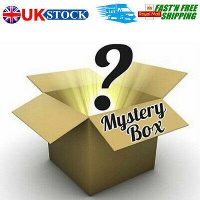 Box! Electronics,Clothing,Phone Parts,Beauty Tool,At Least 2 Items in UK