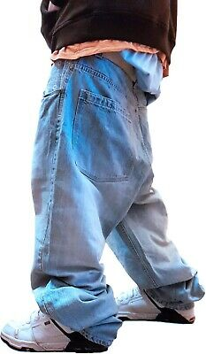 on feet at clearance prices autumn shoes SOUTHPOLE BAGGY JEANS Shorts 90er oldskool blue denim 34 hip ...
