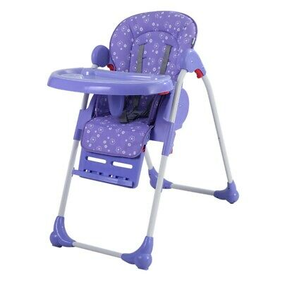 Choose 1X Adjustable Baby High Chair Infant Toddler Feeding Booster Seat Folding