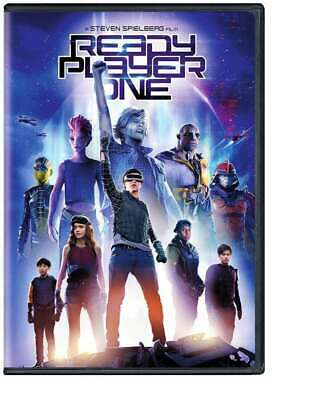 NEW!!! Ready Player One (DVD, 2018)