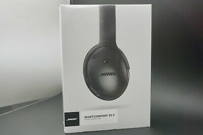 Brand New Bose QC35 II Quiet Comfort Noise Cancelling Wireless Black