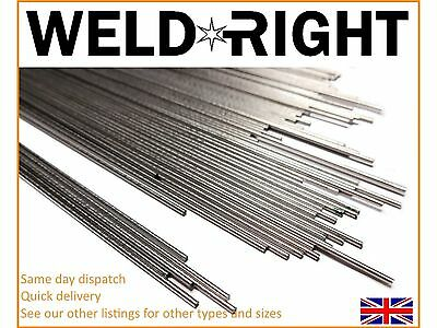 Weldright Stainless Steel ER309Lsi SS Tig Filler Welding Rod - 2.4mm Various Qty