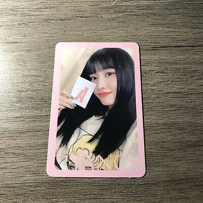 Official MOMO Photocard - TWICE - FANCY YOU - 7th Mini Album