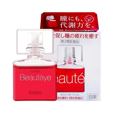 Santen Sante Beauteye Anti Aging Eye Drops ~ 12ml ~ 7-14 Days Arrive !!!